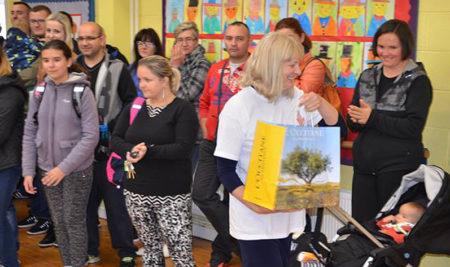 Dzień Nauczyciela w Polskiej Szkole Altogether w Newbridge