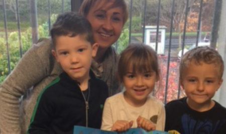 Jesień w oczach dzieci z Polskiej Szkoly Altogether w Tallaght