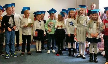 Pasowanie na ucznia – Polska Szkola Altogether w Tallaght